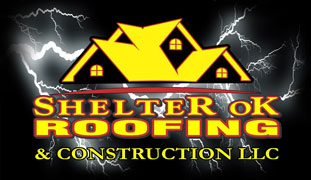 Shelter OK Roofing and Construction LLC Logo